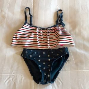 Roxy Swimsuit Little Girl Size 3
